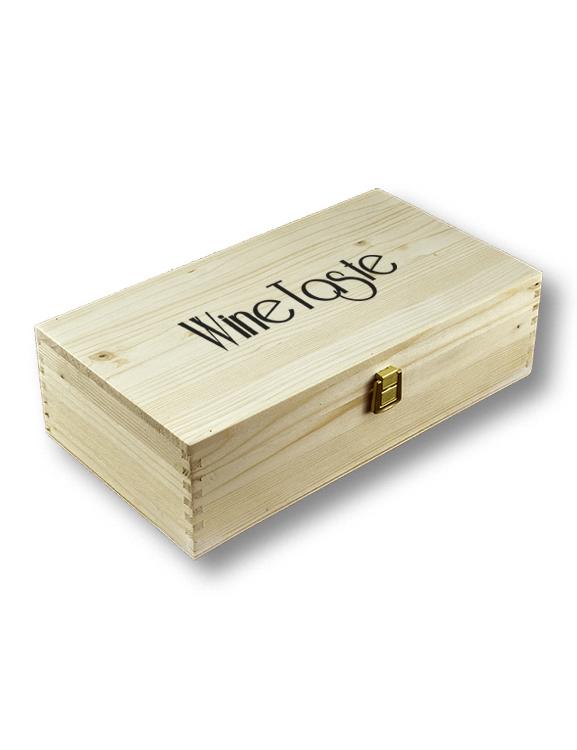 cassetta in legno per vino