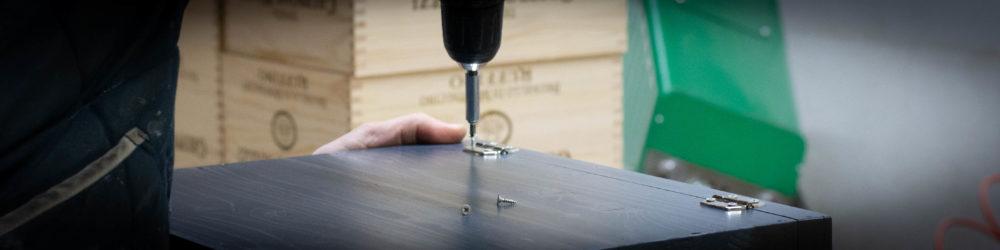 5_lavorazione cassetta legno vino